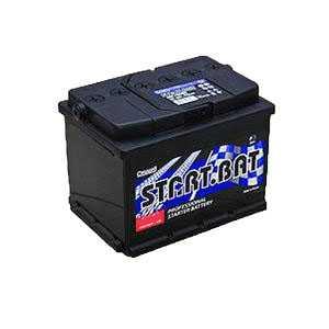 Аккумулятор СтартБат 6СТ-55 (55 Ah)