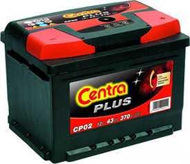 Аккумулятор Centra Plus CB456