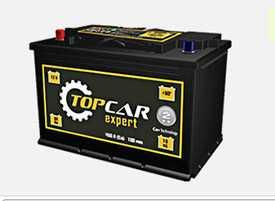 Аккумулятор TopCar TC6СТ-EX-60-А3