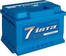 Аккумулятор ISTA 7 Series 6CT-50 A1E