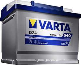 Аккумулятор Varta Blue Dynamic B18 544 402 044