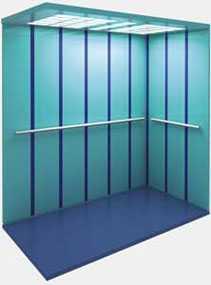 Больничные лифты грузоподъемностью 1275 кг