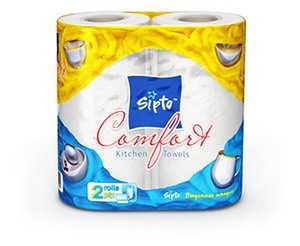 Бумажные полотенца Sipto Comfort