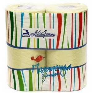 Полотенца бумажные «Альбертин» (в рулоне) 2 рулона