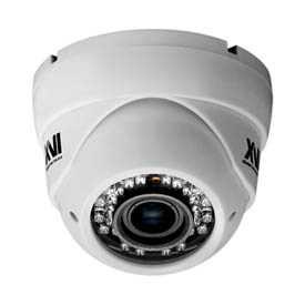 Купольная антивандальная цветная видеокамера XC7110BM-IR