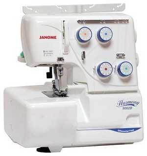 Швейная машина Janome Harmony 9002D
