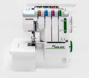Швейная машина Janome MYLOСK 835D