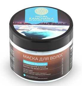 Маска для волос Энергия вулкана - Natura Siberika
