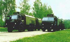 Подвижная лаборатория измерительной техники ПЛИТ-А2-3М