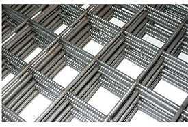 Сетка строительная для стяжки пола ф3 мм 100 х 100 мм размер 1,0 х 2,0 м