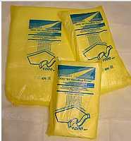 Пакет полиэтиленовый фасовочный ПНД 10+7*35,9мкм