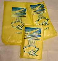 Пакет полиэтиленовый фасовочный ПНД 16+7*37,9мкм