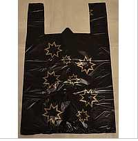 Пакет полиэтиленовый типа Майка (Звезды)