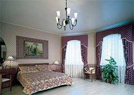 Потолок натяжной Матовый сатин ширина 2,7 м