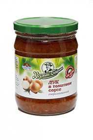 Лук в томатном соусе 'Хозяин Барин'