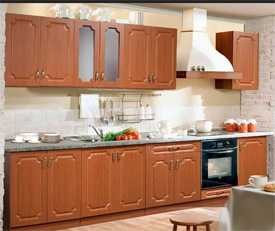 Набор кухонной мебели МШ 2,6 м