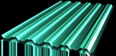 Профилированный лист (профнастил) НС-35