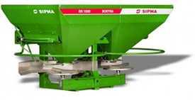 Разбрасыватель минеральных удобрений SIPMA RN 410 ёмкостью 400 л