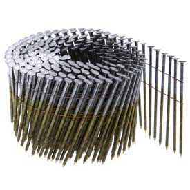 Гвозди барабанные 2,8 x 60 с проволочным соединением и углом наклона 16°