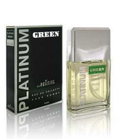 Туалетная вода для мужчин PLATINUM GREEN (Позитив)