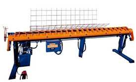 Станок для гибки арматурной сетки PEDAX Mafix MBM