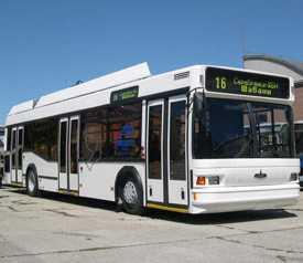 Троллейбус МАЗ-ЭТОН Т103