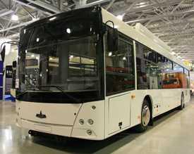 Троллейбус МАЗ-ЭТОН Т203