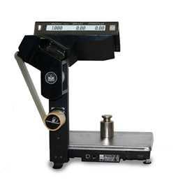 Весы торговые с печатью этикеток ВПМ-Т1 с устройством подмотки ленты