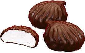 Зефир 'В Шоколаде' весовой