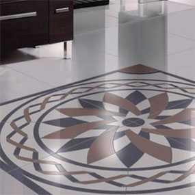 Керамогранит Декоративные ковры крупноразмерный