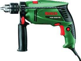 Дрель ударного действия Bosch PSB 5000 RE