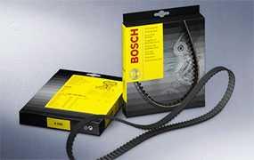 Зубчатые ремни Bosch