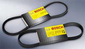 Поликлиновые ремни Bosch для грузового транспорта