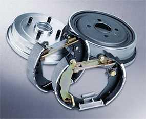 Барабанные тормозные системы Bosch
