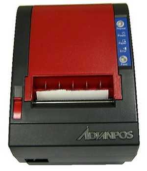 Чековый термопринтер Godex WP-T800 (USB)