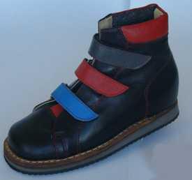 Ботинки детские ортопедические летние, модель 354