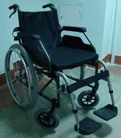 Кресло-коляска комнатная с откидной спинкой ЦСИЕ.03.800.00.00.00-01