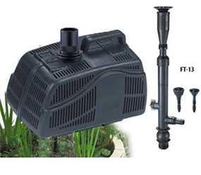 Насос WPG-500 для пруда и фонтана