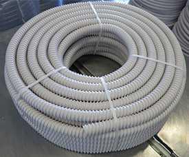 Шланги спиральные из ПВХ AIR CLIMA - дренажный шланг для кондиционеров и сплит-систем, шланг для холодильного оборудования