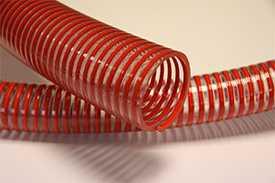 Шланги спиральные из ПВХ WINE