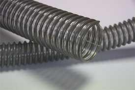 Шланги спиральные из термопластичного полиуретана LIGNUM PU
