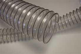 Шланги армированные стальной спиралью производства DLPLAST s.r.o. (Чехия) WIRE DEX