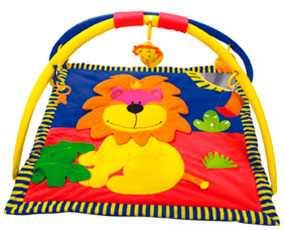 Игровой коврик 'Лев' Арт. 2/280 - Canpol babies