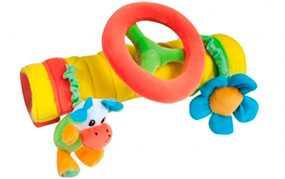 Мягкая игрушка на коляску' Рулевое колесо', арт. 68/007 - Canpol babies