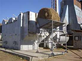 Воздухонагреватель ВНС-1,5