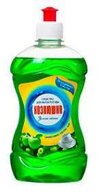 Средство для мытья посуды Хозяюшка 500 мл