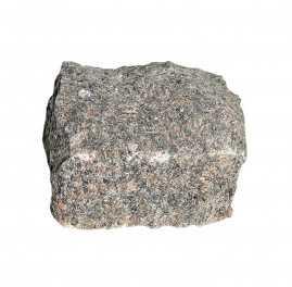Брусчатка колотая 100*100*100мм-Гродненский камнеобрабатывающий завод (Беларусь)