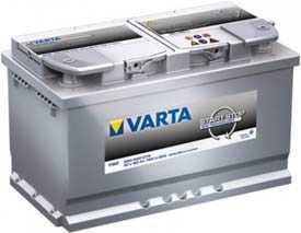 Аккумуляторы Varta Start-Stop F22 580 500 073 (80 А/ч)
