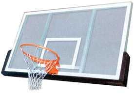 Щит баскетбольный из оргстекла СНЛК237-00.00.00.00