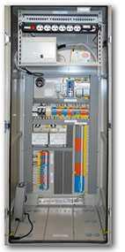 Телекоммуникационная система сбора, обработки и передачи информации